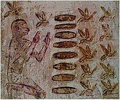 Quelle: http://de.wikipedia.org/wiki/Imkerei_im_Alten_%C3%84gypten#/media/File:Beekeepingaegypt.jpg